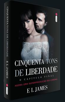 Cinquenta tons de cinza / Site oficial da Editora